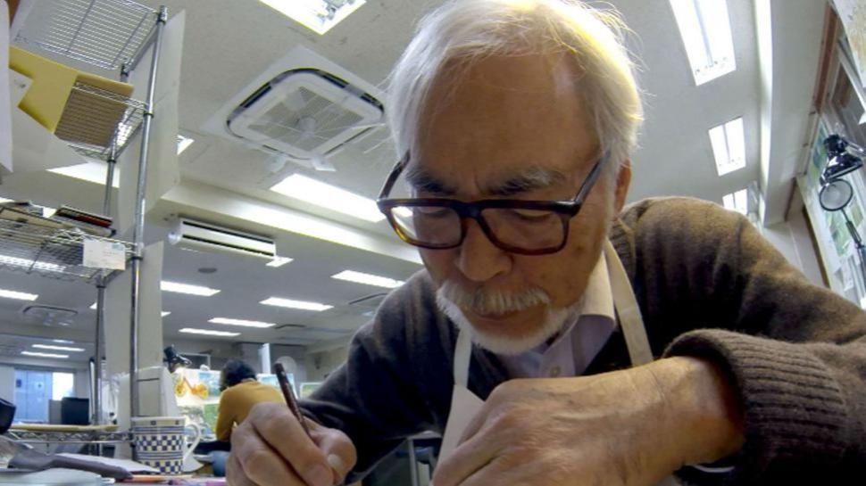 A Legend Faces New Challenges in Never-Ending Man: Hayao Miyazaki