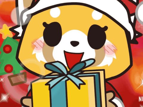 Get Ready to Rock with Aggretsuko Anime's Christmas Special