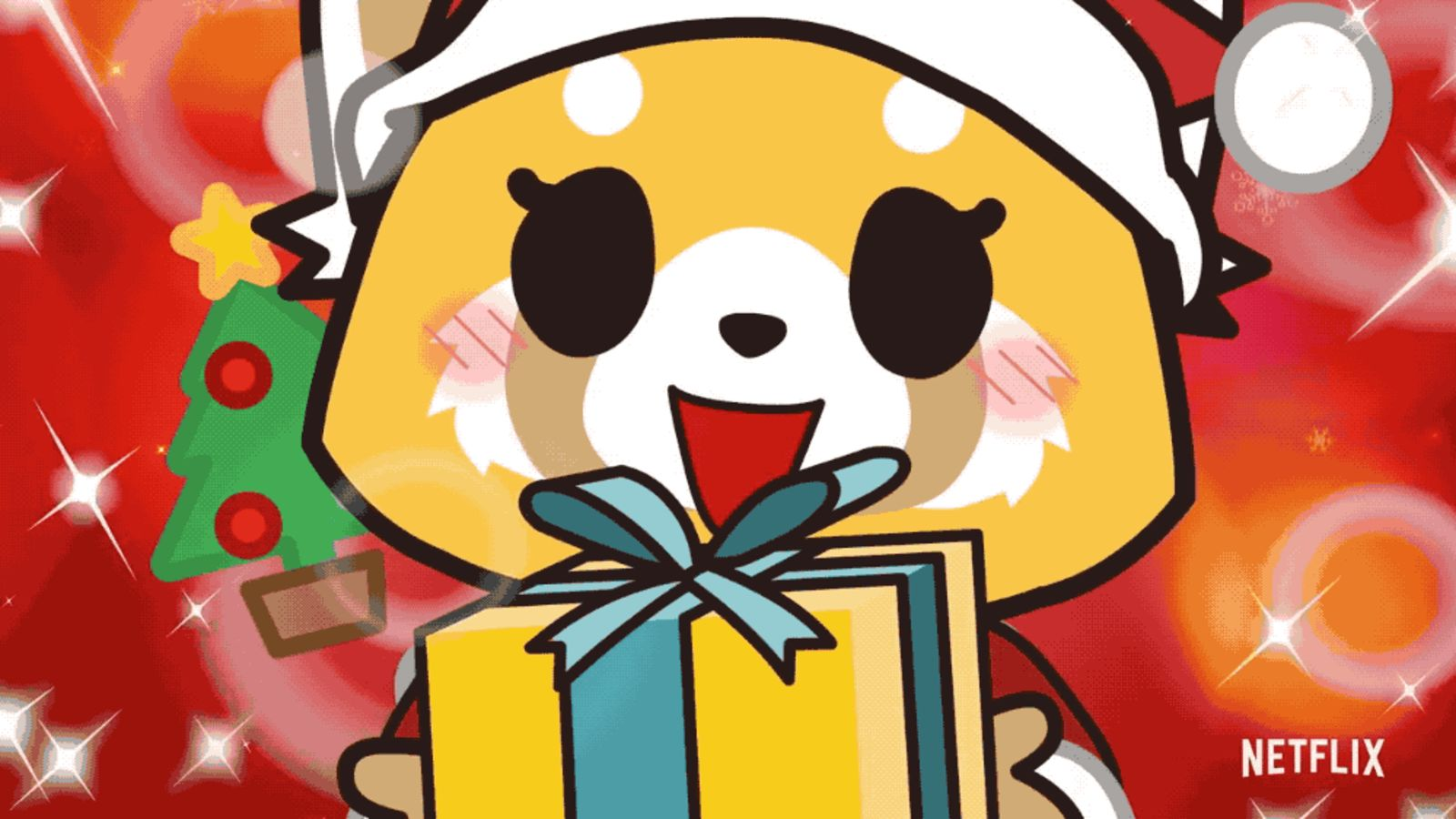 get ready to rock with aggretsuko anime u0026 39 s christmas special