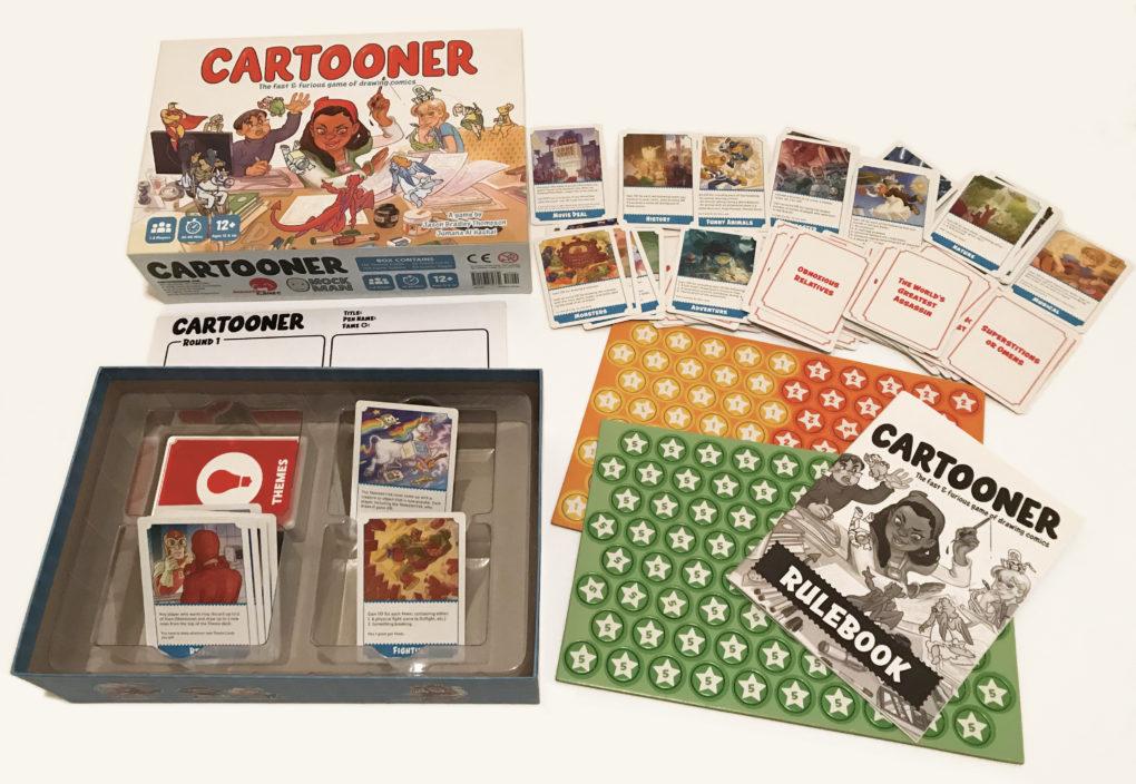 cartooner