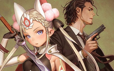 Light Novel Cop Craft Dragnet Mirage Reloaded Gets Anime Series