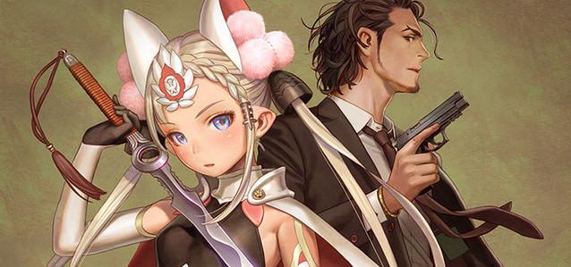 Light Novel Cop Craft Dragnet Mirage Reloaded Gets Anime Series