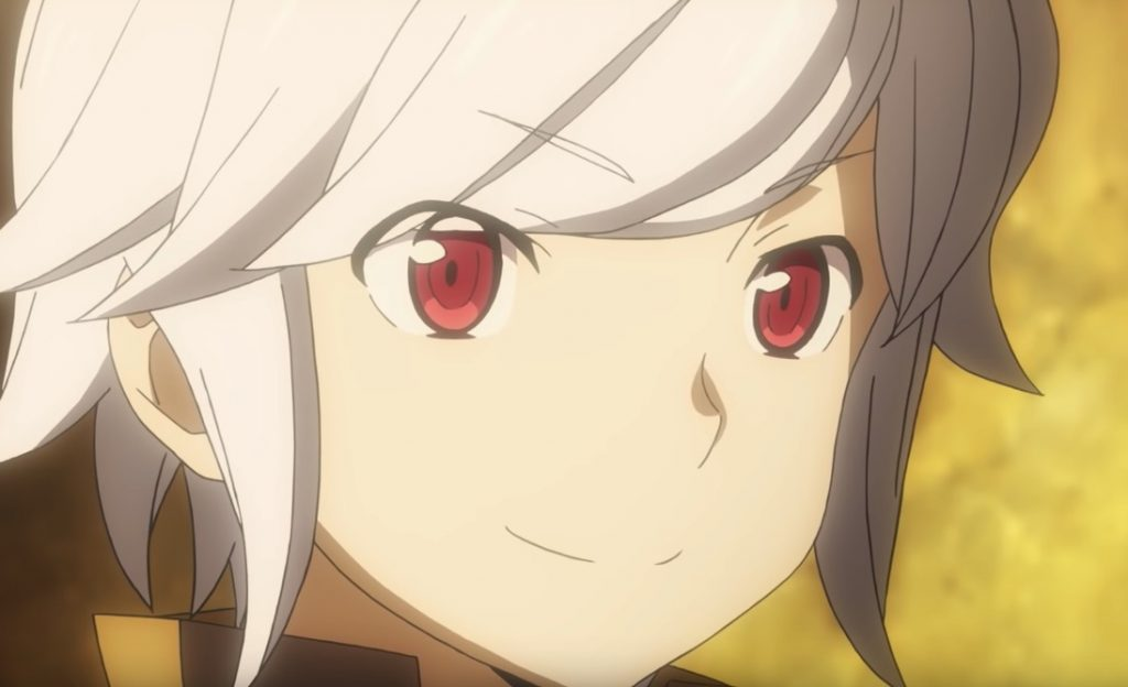 Preview the Is It Wrong to Try to Pick Up Girls in a Dungeon? Anime Film