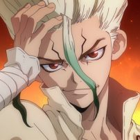 Dr. STONE Anime to Stream on Crunchyroll This Summer