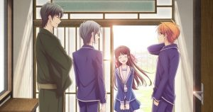 New Fruits Basket Series Gets First Trailer