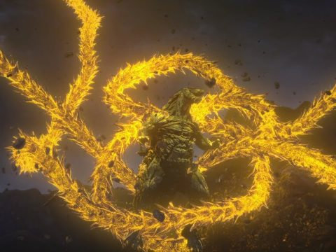 Godzilla CG Trilogy Wraps Up On Netflix January 9