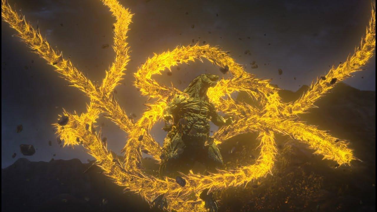 Godzilla CG Trilogy Wraps Up on Netflix January 9