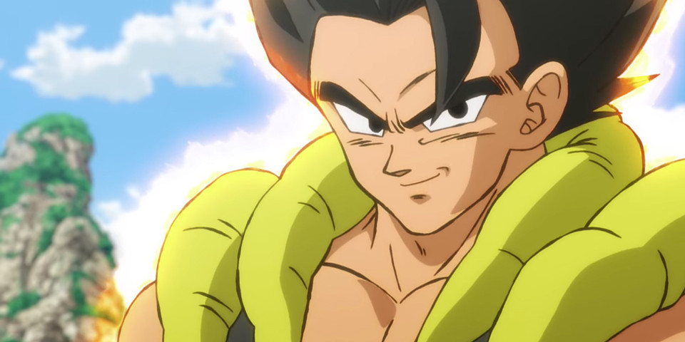 Goku-Vegeta Fusion Gogeta to Appear in Dragon Ball Super: Broly
