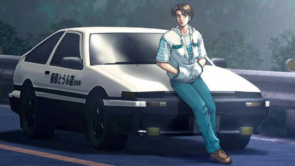 98 Degrees: Initial D