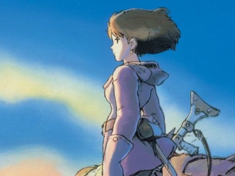 The Art of Nausicaä of the Valley of the Wind [Review]