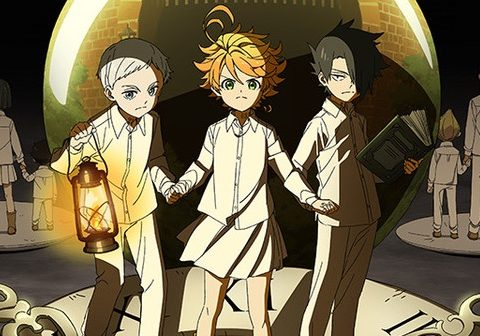 The Promised Neverland Anime Previews Ending Theme in New CM