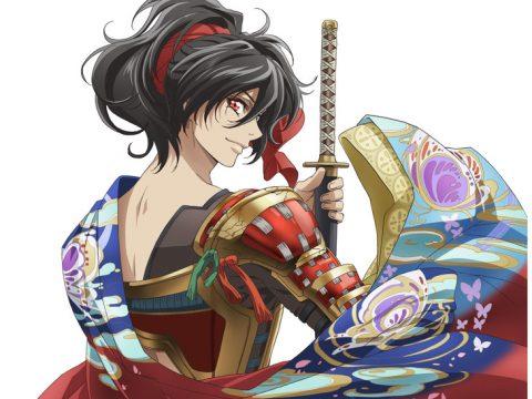 Studio Deen to Produce Original Anime About Oda Nobunaga