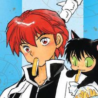 New Rumiko Takahashi Manga Series Teased