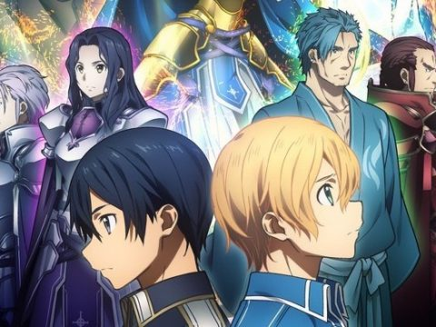 Sword Art Online Season 3 Part 2 Gets Visual, Promo Video