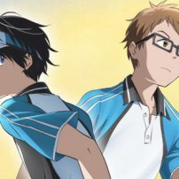 Tennis Anime Hoshiai no Sora Gets First Promo Video, Visual