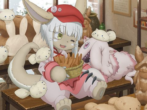 Tokyo Bakery Gets Made in Abyss Makeover