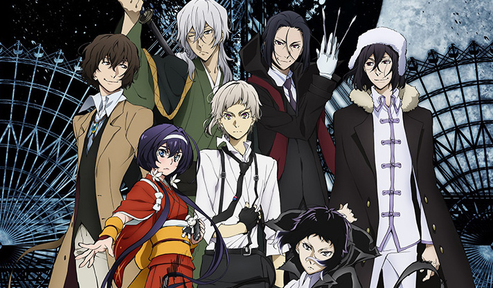 Bungo Stray Dogs Season 3 Gets April 2019 Premiere, Song Artists