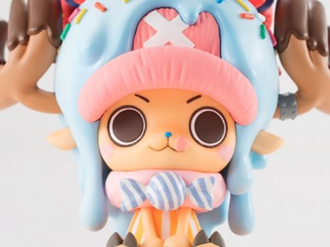 See One Piece's Chopper as Imagined by Tokyo 2020 Olympics Mascot Designer