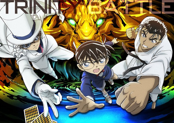 New Detective Conan Anime Film Breaks Opening Day Records