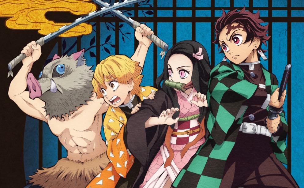 Demon Slayer: Kimetsu no Yaiba Anime Shows Quick Burst of Action