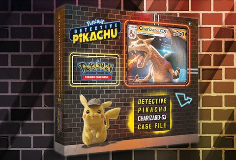 Detective Pikachu Movie Rolls Out a Ton of Must-See Merch