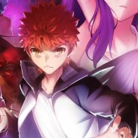 Second Fate/stay night Anime Film's English Release Previewed