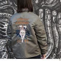 Princess Mononoke, Castle in the Sky Coach Jackets Revealed