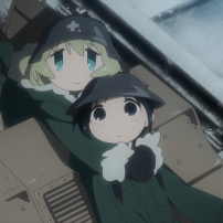 Join the Unforgettable Girls' Last Tour Anime in a Premium Box Set