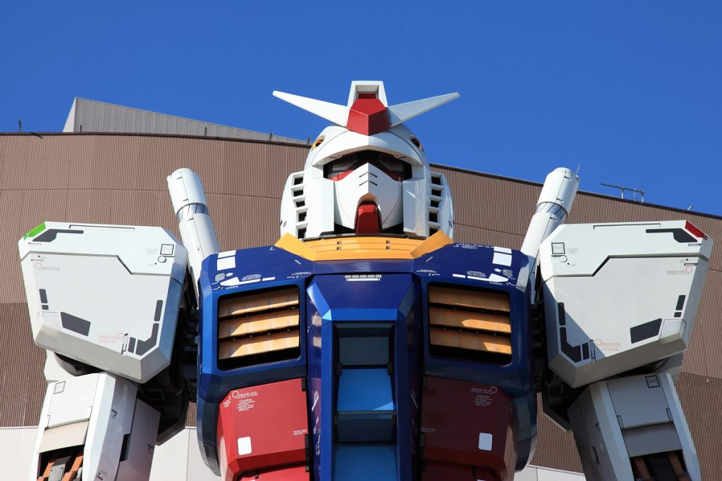 Giant Gundam Statue Was the Perfect Project for Some Alleged Embezzling