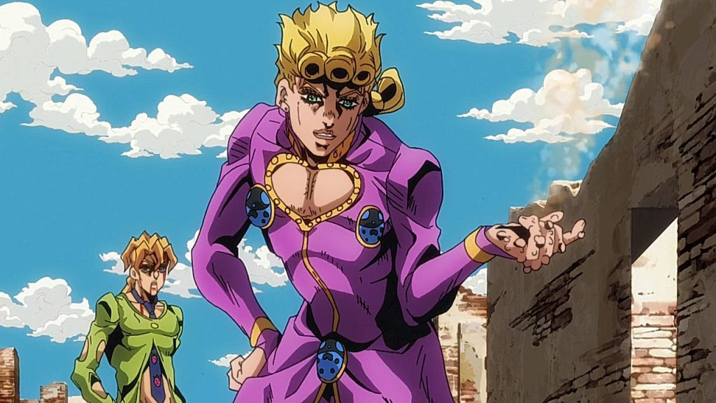 Golden Wind is JoJo's Bizarre Adventure at Its Wildest