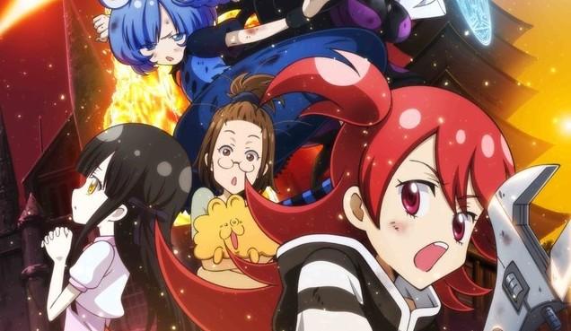 Original Anime Film Laidbackers Gets New Key Visual, Trailer
