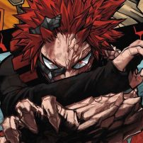 My Hero Academia Manga Holds 8 Spots in Graphic Novel Rankings