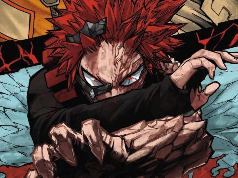 My Hero Academia Manga Holds 8 Spots in Graphic Novel Rankings
