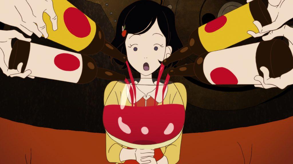 Own Three Great Masaaki Yuasa Anime Films!