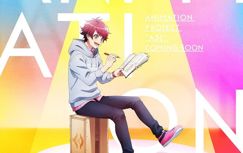 Voice Actor Training Game A3! Gets Anime Series