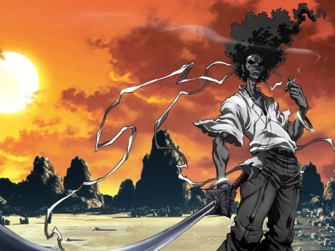 Afro Samurai, Basilisk Director to Announce New Film at Chicago Con