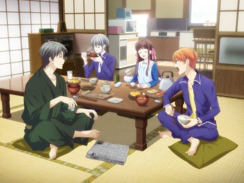 New Fruits Basket English Dub Brings Back Original Main Cast