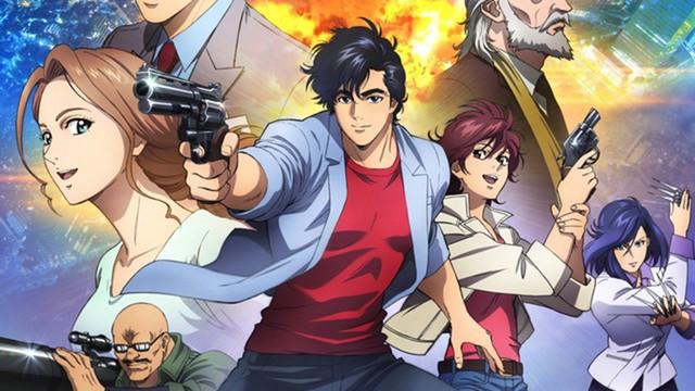 City Hunter Anime Film Gets Immersive 4d Screenings In Japan