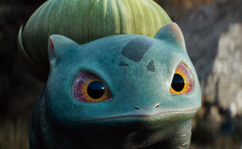 Detective Pikachu is on the Case in a New Clip