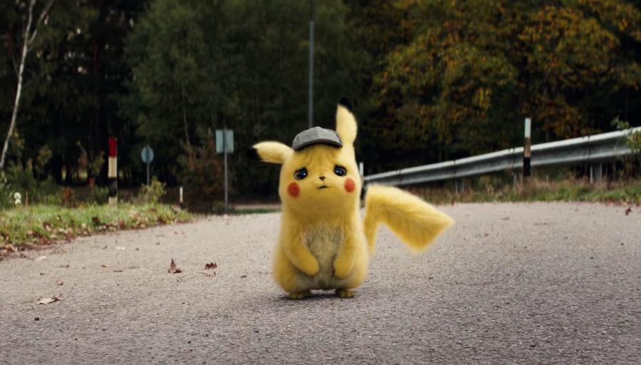 Detective Pikachu Featurette Invites Viewers Behind the Scenes