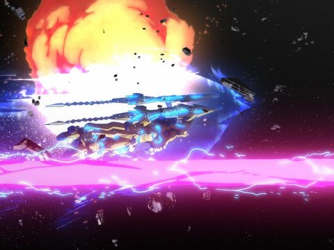See How the Mobile Suit Gundam NT Anime Film Opens