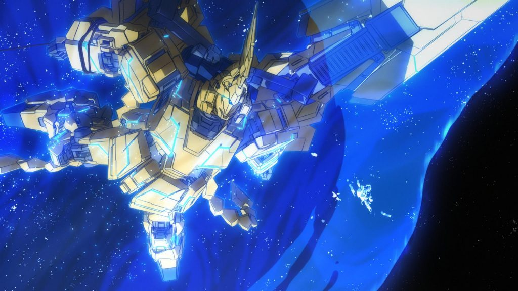 Get Ready for Mobile Suit Gundam NT's U.S. Theatrical Premiere