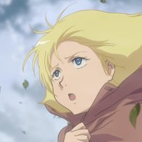 Gundam the Origin Anime's TV Version Premieres on April 29