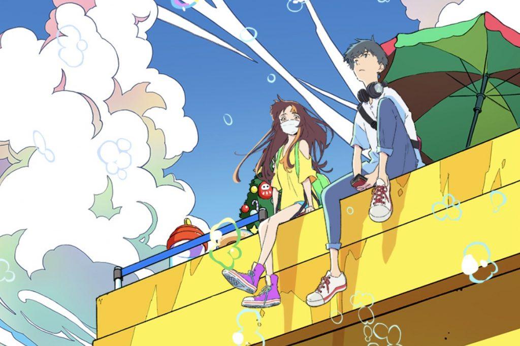 Signal.MD Announces New Original Film, Cider no Yō ni Kotoba ga Wakiagaru