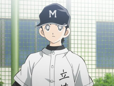 Mix Baseball Anime Sets Itself Up for a Home Run on April 6