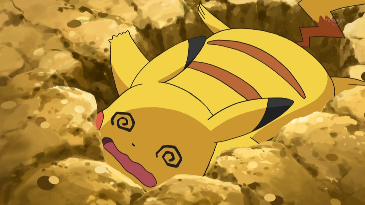 pikachu roomba