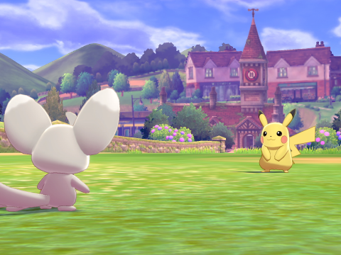 Pokémon Sword and Shield Devs Say They Aren't Recycling 3DS Assets