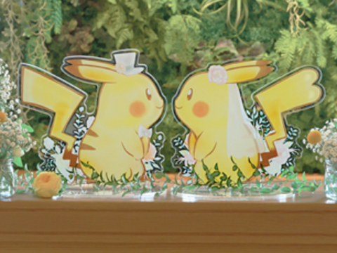 How to Organize the Pokémon Wedding of Your Dreams in Japan