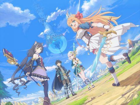 Princess Connect Re:Dive RPG Inspires Anime Adaptation