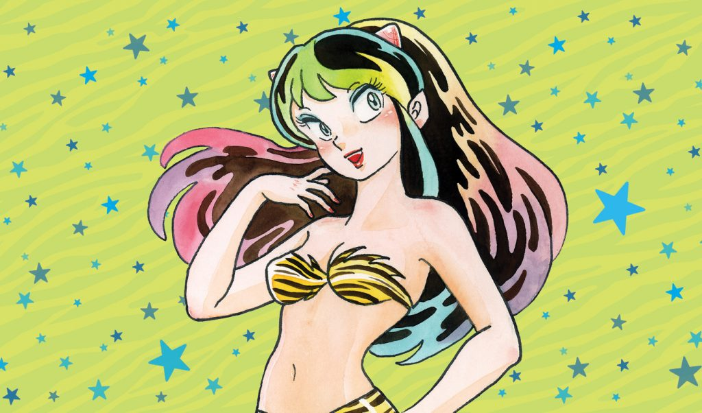 Step Out in Classic Manga Style with Urusei Yatsura Shoes